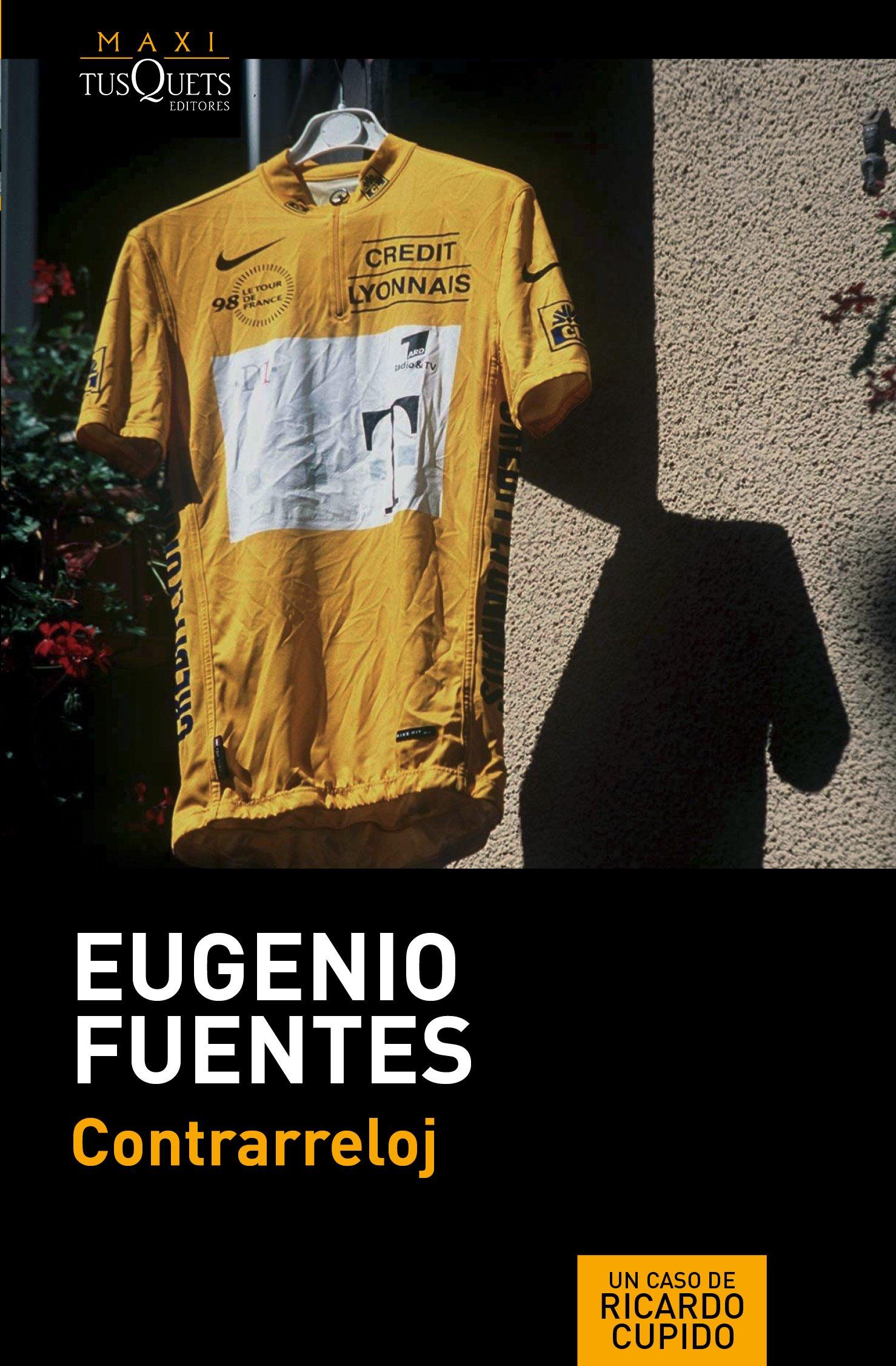 Contrarreloj: 37 (MAXI): Amazon.es: Eugenio Fuentes: Libros