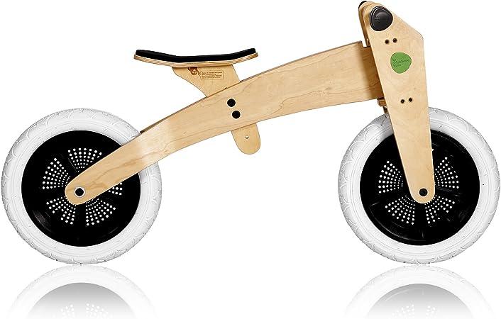 Wishbone WIB-BIKE-CLA Classic - Bicicleta de madera con altura ajustable [importado de Alemania]: Amazon.es: Juguetes y juegos