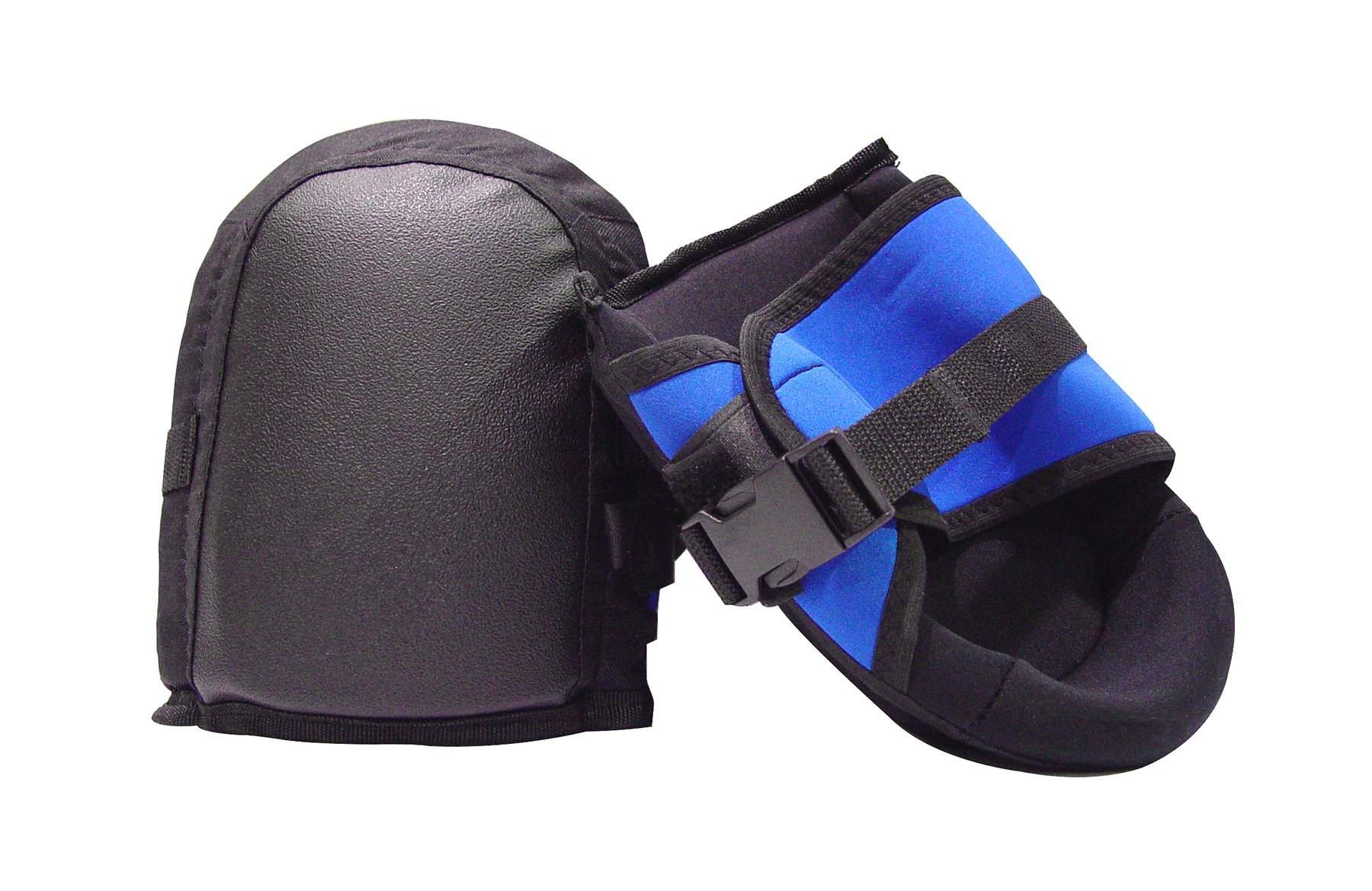 Nattco KP3555 Professional Quality Gel Knee Pad with Velcro Straps