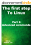 The first step to Linux Part 2: Advanced commands (English Edition)