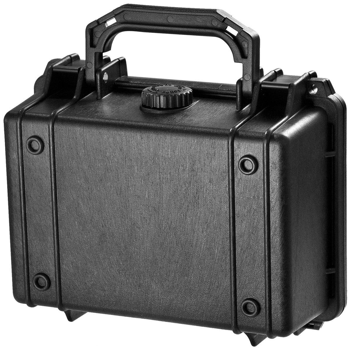 Loaded Gear HD-100 Hard Case Black Medium by BARSKA BH11856