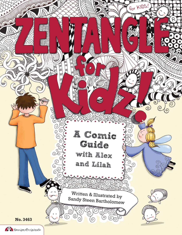 Zentangle for Kidz (Design Originals): Amazon.es: Sandy ...