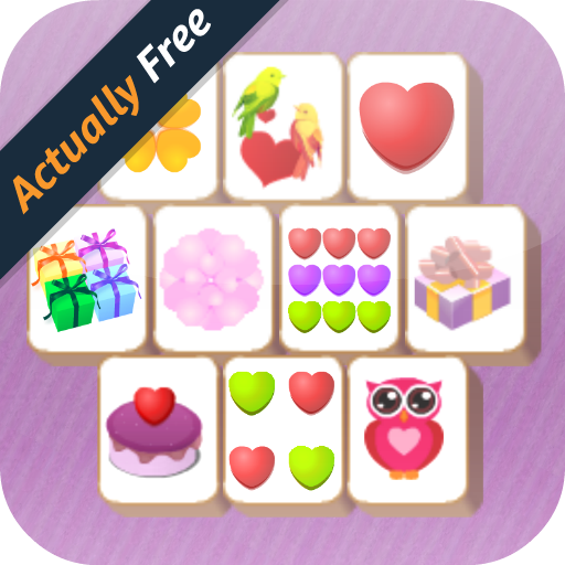 Valentine Tile (Valentine's Mahjong Tiles: Mahjongg Solitaire Game with Many Levels)