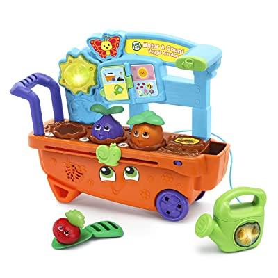 Leap Frog Water & Count Veggie Garden: Toys & Games