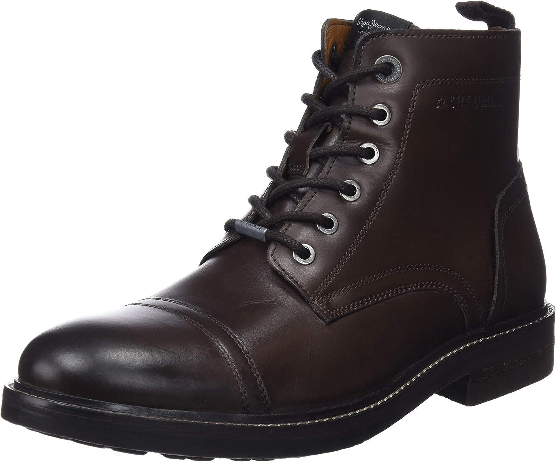 Pepe Jeans London Hubert Boot, Botas Clasicas para Hombre
