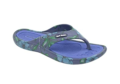 baeee6a26 Surf State Ladies Lightweight EVA Flip Flops  Amazon.co.uk  Shoes   Bags