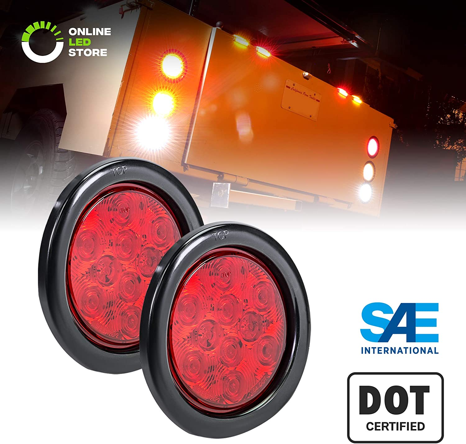 Lamin-x T554Y Fog Light Covers