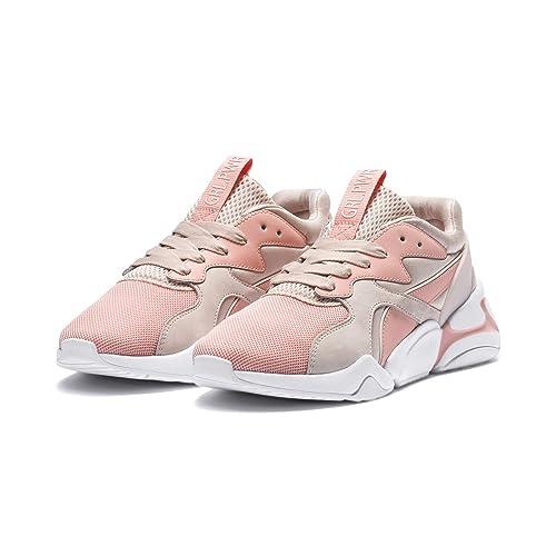 Puma Basket Nova 'GRL PWR pour Femme: : Chaussures