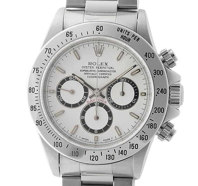 Rolex Daytona automatic-self-wind Mens Reloj 16520 (Certificado) de segunda mano