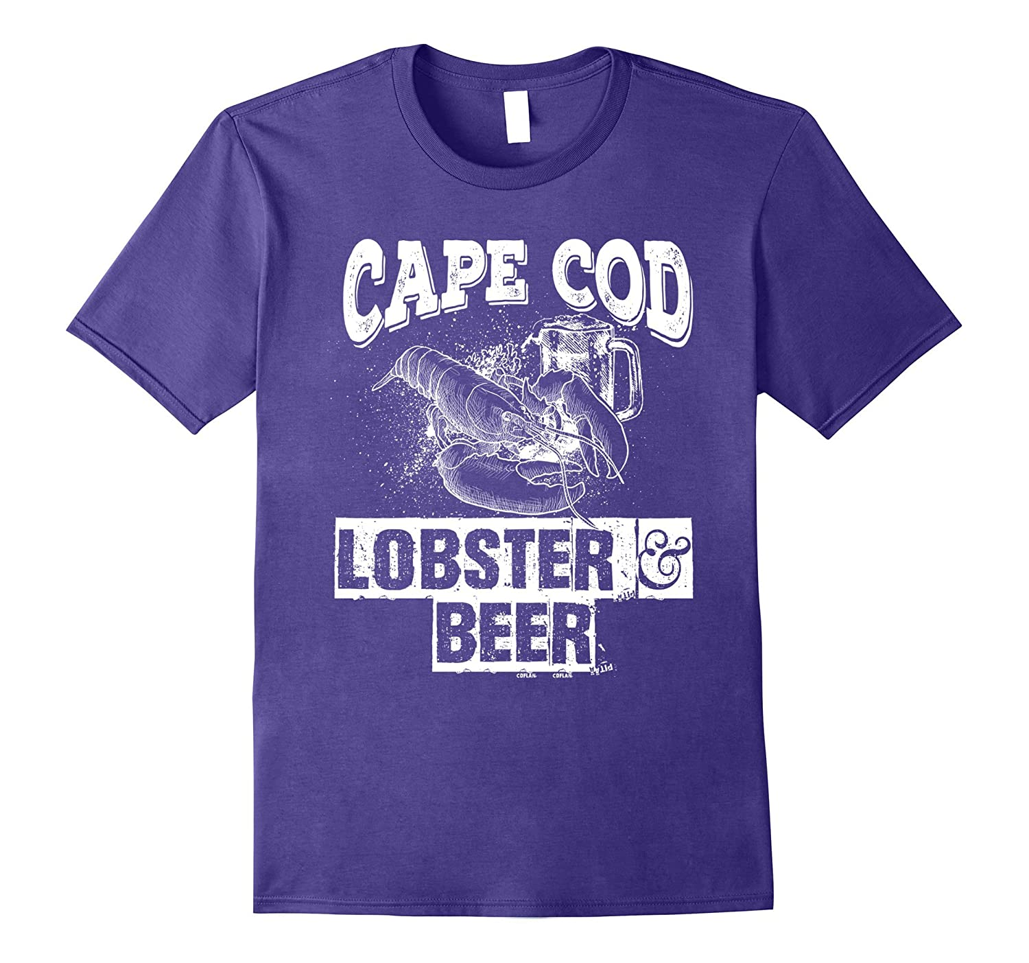 Cape Cod Apparel: Cape Cod Tshirt Teeshirt Summer Lobster And Beer Party