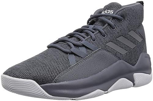 competitive price f7ac7 58a0a adidas Men s Streetfire Basketball Shoe Onix Black, 6.5 M US