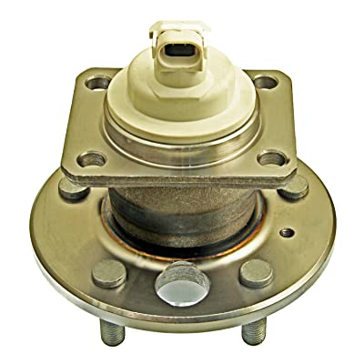 ACDelco 512357 Advantage Rear Wheel Hub and Bearing Assembly: Automotive
