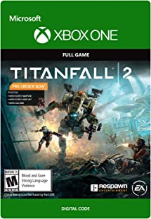 Titanfall 2 - Xbox One Digital Code