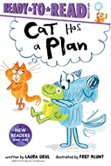 Cat Has a Plan (Ready-to-Reads) Kindle Edition