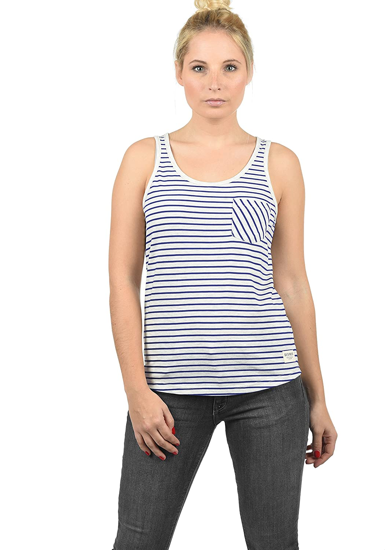 Desires Melanie T-Shirt Maglietta Senza Manica Canotta da Donna