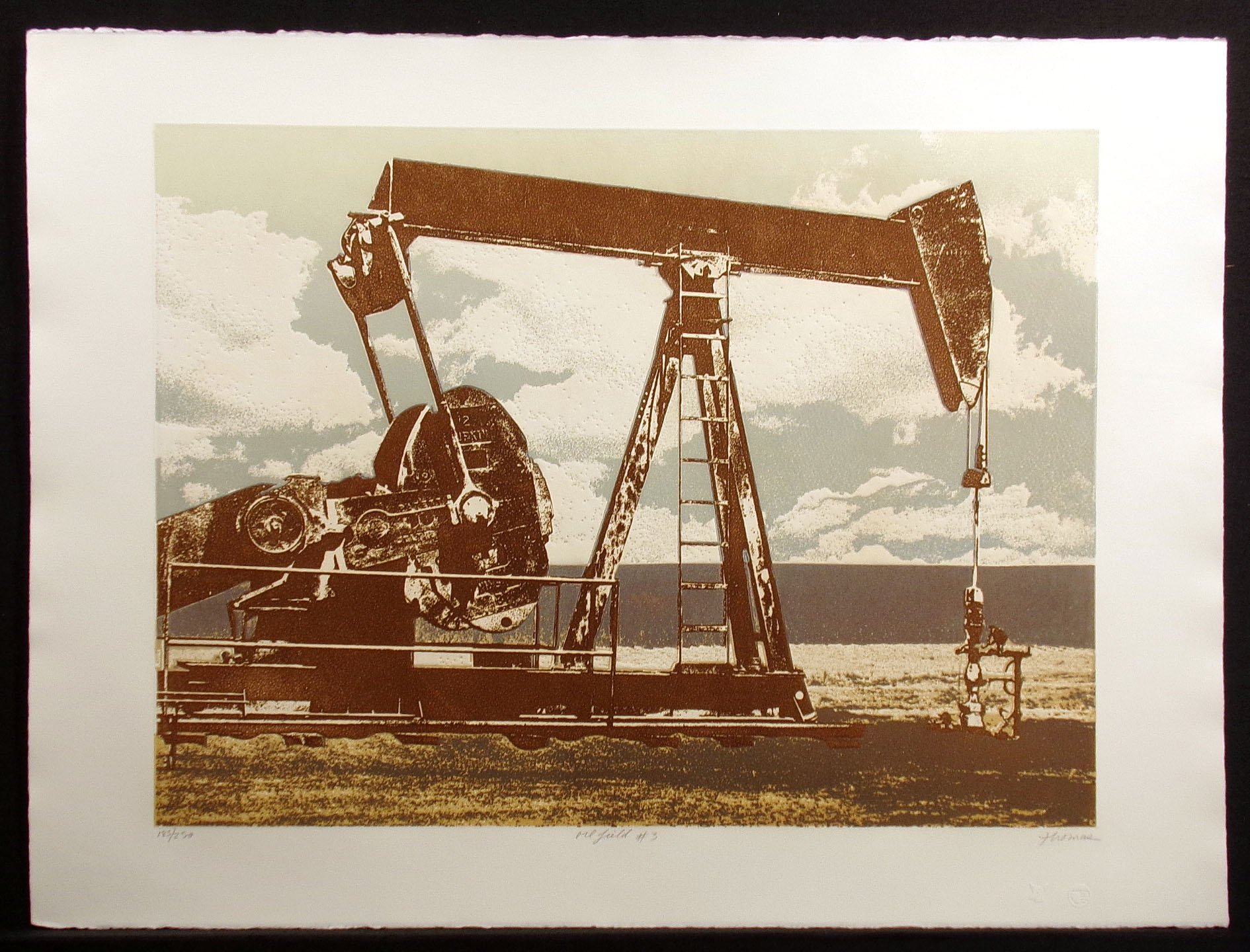 Oil Field #3 by