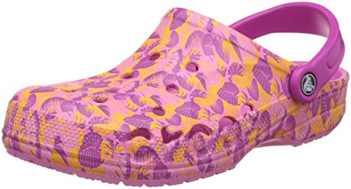 6653def45 crocs Unisex Baya Graphic Clogs and Mules  Buy Online at Low Prices in  India - Amazon.in