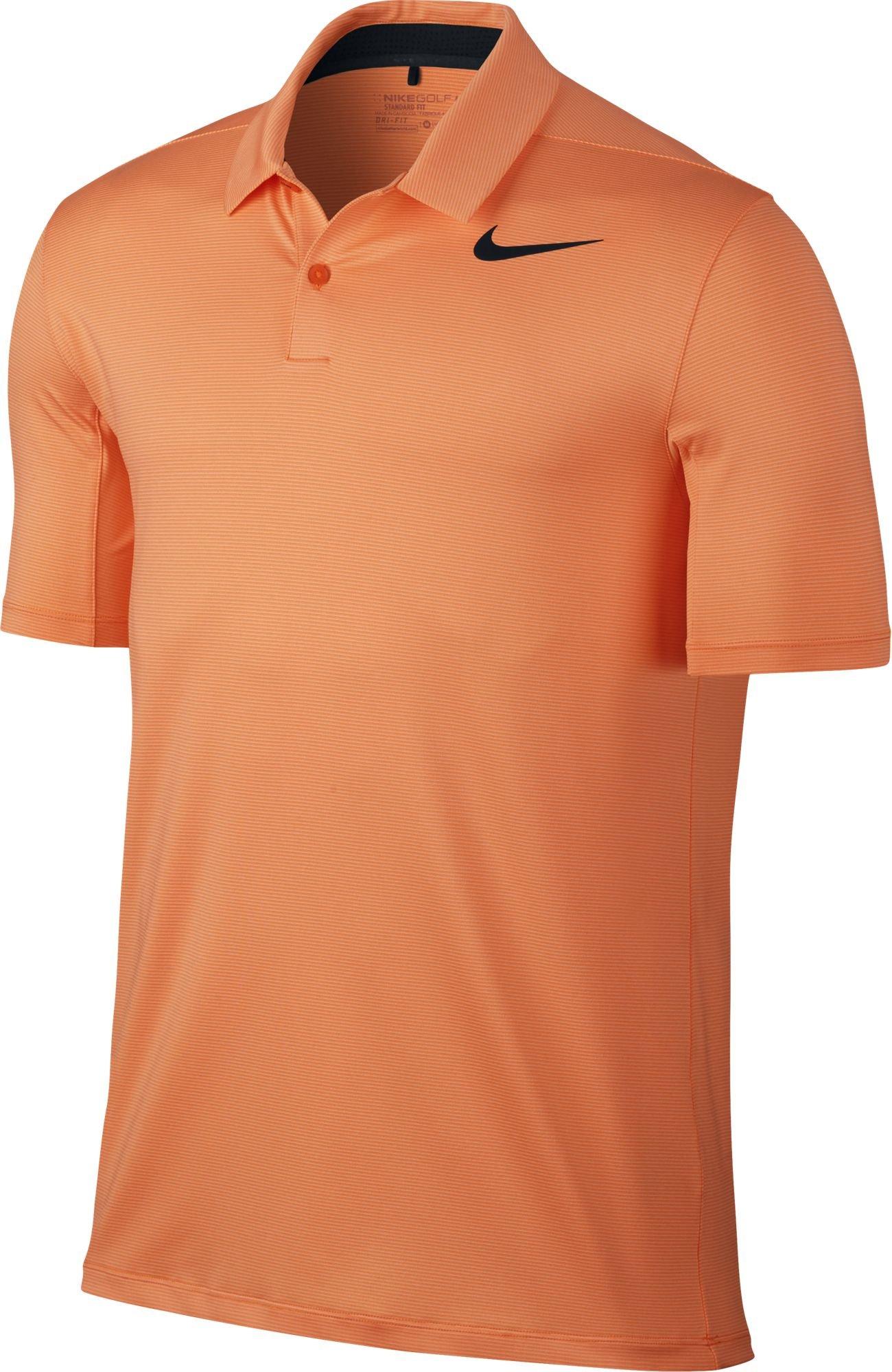 Mens 2017 Nike Dry Control Stripe Golf Polo-833097-856-S
