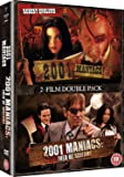 2001 Maniacs: Double Pack [DVD]