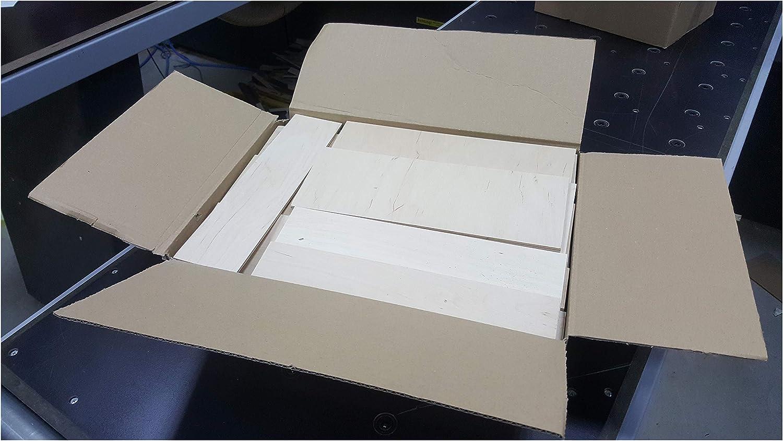 20 x 30 x 13 cm env 3-4kg Restes Planchettes Contreplaqu/é 3mm-12mm r/ésidu de plaques bois d/ébit/é retaille coupes bouleau Taille M