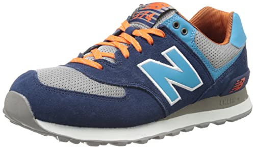 new balance ml574 uomo blu