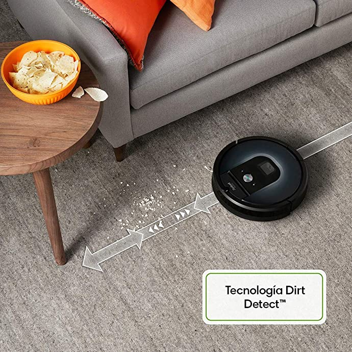 金盒特价 iRobot Roomba 981 旗舰款扫地机器人 中亚Prime会员免运费直邮到手约¥4448
