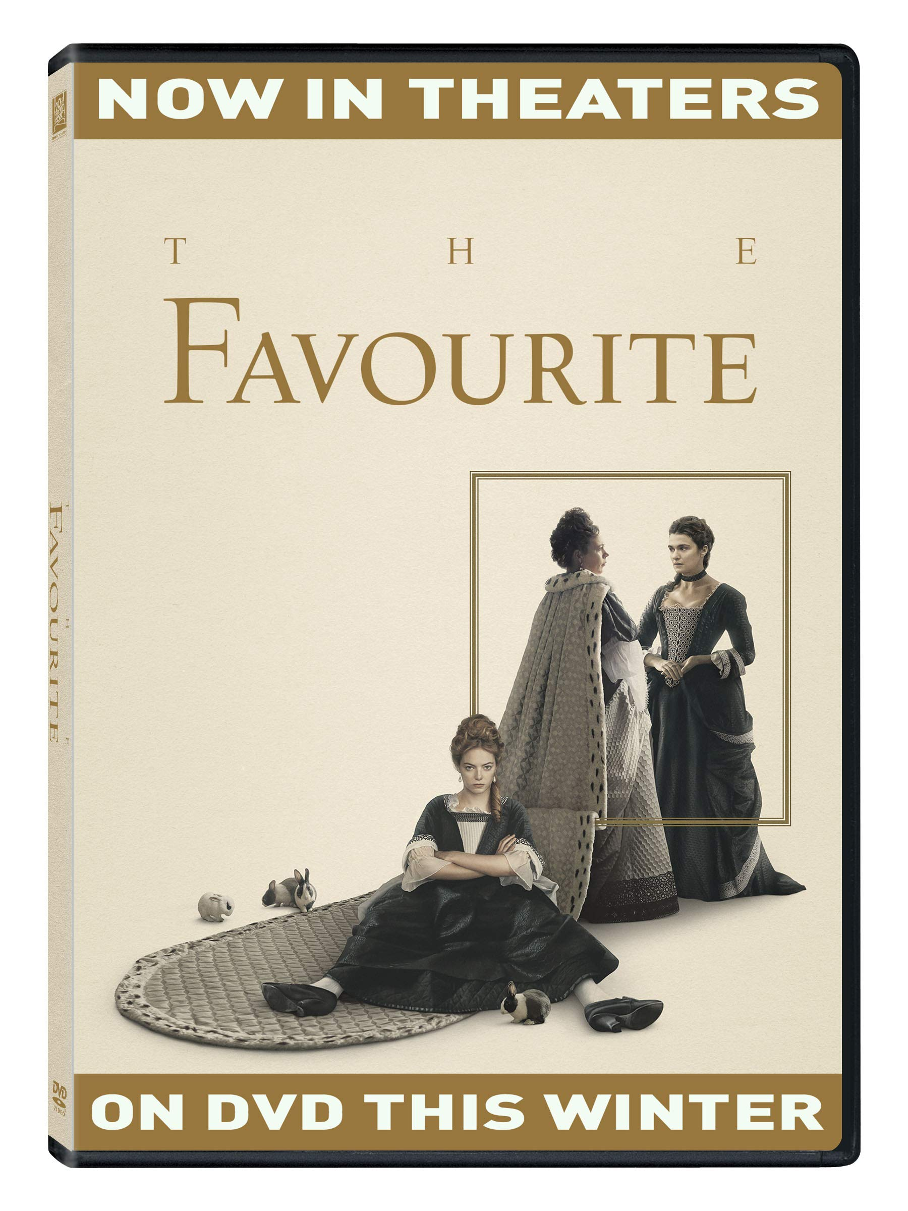 Book Cover: The Favourite