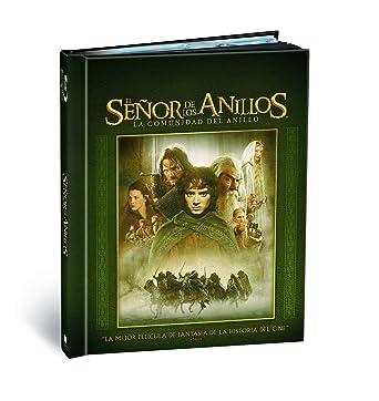 El Señor De Los Anillos: La Comunidad Del Anillo Blu-Ray Digibook ...