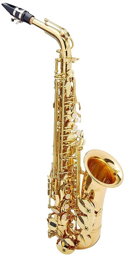 Roy Benson RBAS302 Eb Professional Alto Saxophone