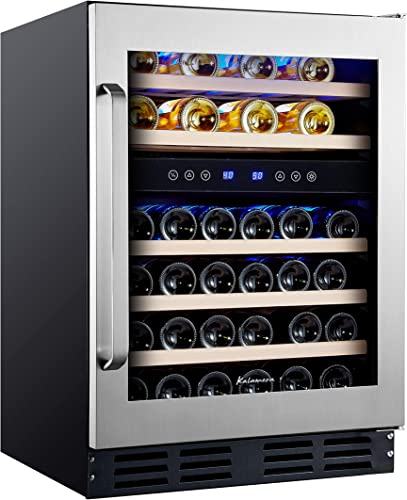 Kalamera-45-Bottle-24''-Built-in-or-Freestanding-wine-cooler/refrigerator