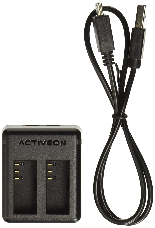 CX Battery Charger (Black) Activeon Inc ACA03TC