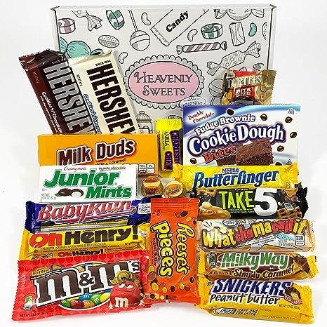Amerikanische Schokolade Geschenkkorb   Auswahl beinhaltet Reeses ...