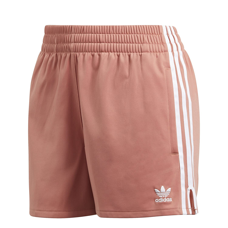 52853b0d adidas Originals Womens Men's 3 Stripes Shorts Athletic Shorts: Amazon.ca:  Clothing & Accessories