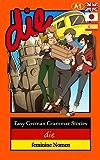 Easy German Grammar Stories: die - feminine Nomen (German Edition)