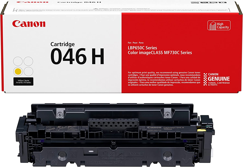 4 Pack Cartridge 046H Toner 046 for Canon Imageclass Mf733cdw Mf731cdw Mf735cdw