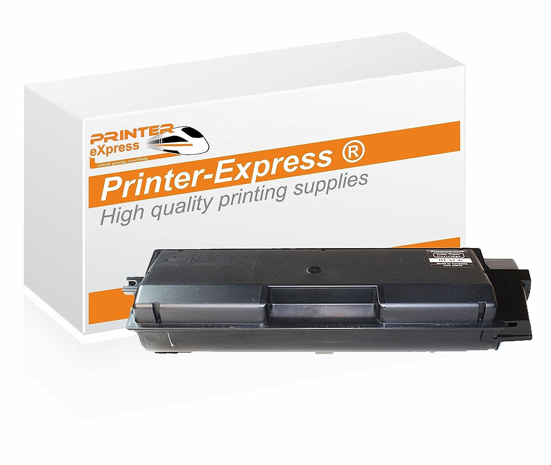 Printer-Express –  Toner XL, sostituisce TK-590 K, TK –  590BK, TK590 per Kyocera Mita FS-C2026 FS-C2126 FS-C2526 FS fs-c2626 FS-C5250/FS-C 2026 2126 2526 2626