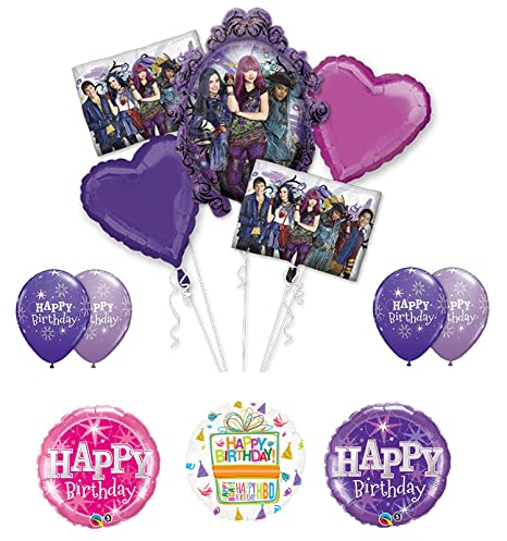 Image Unavailable Not Available For Color The Descendants Birthday Party Supplies
