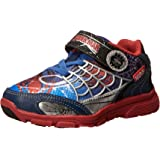 Stride Rite Spider-Man Spidey Sense Light-Up Sneaker (Toddler/Little Kid)