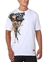 Spalding Herren T-Shirt Authentic Graphic