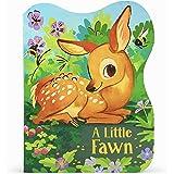 A Little Fawn: A Baby Deer Board Book