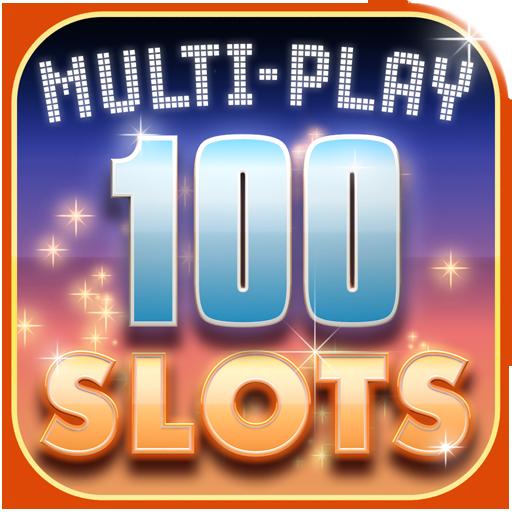 Multi Play Slot Machine (Gold Machine White Slot)