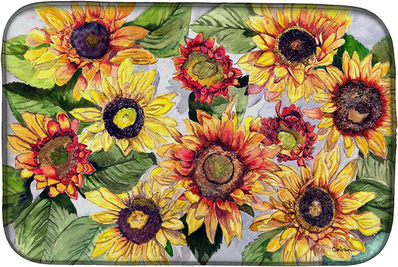 Splashback mudflap Rain Flap Coating Kitchen Sunflower Nature Gold
