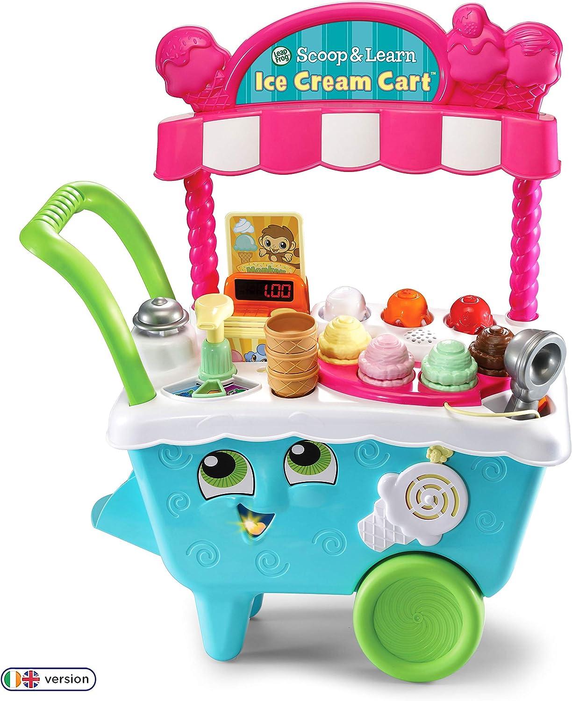 LeapFrog 80-600763 - Carrito para helado, multicolor , color/modelo surtido