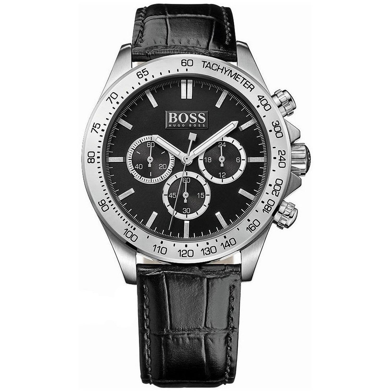 Hugo Boss Herren Men's Chronograph Analog Sportart Quartz Reloj 1513178