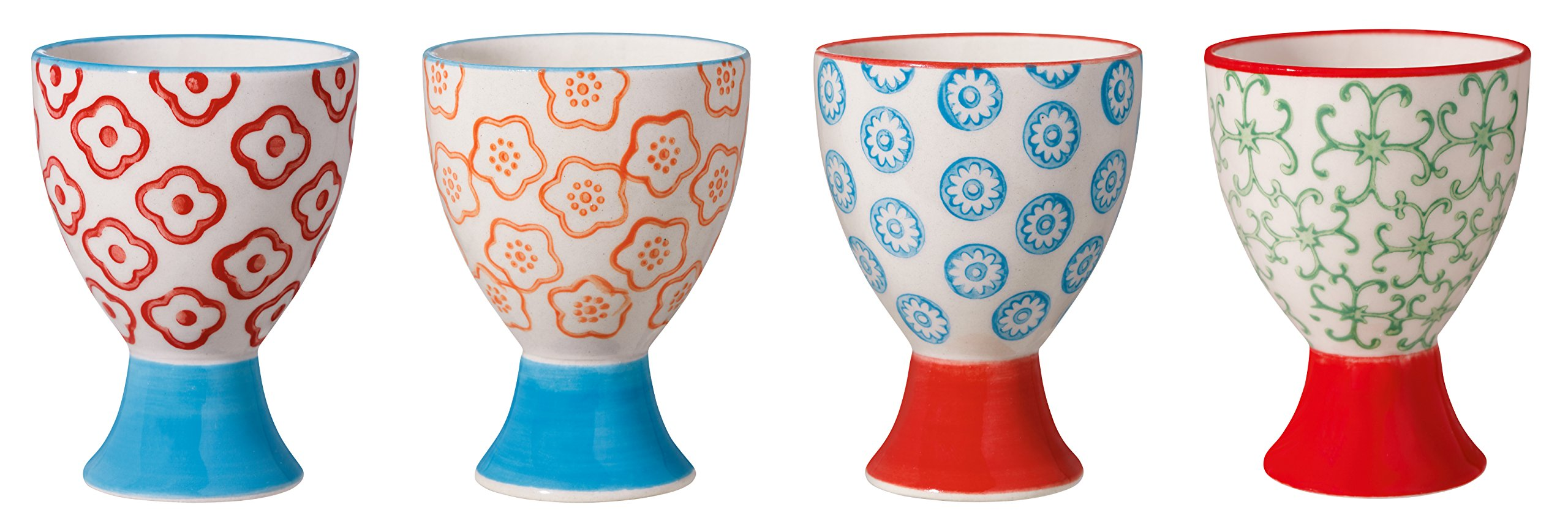 Bloomingville Egg Cups Emma Set of 4 Styles