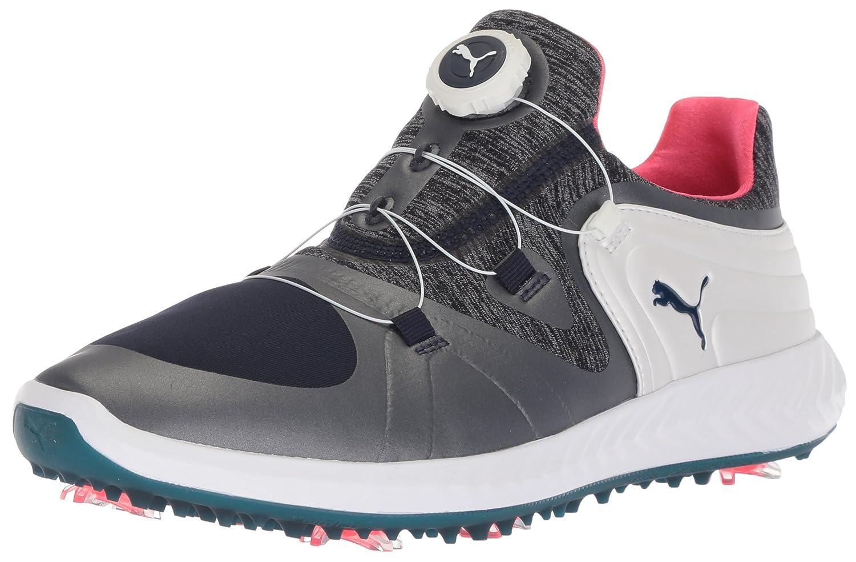 PUMA Women's Ignite 9 Blaze Sport Disc Golf Shoe B074ZP7HZN 9 Ignite B(M) US|Peacoat/White e38f00