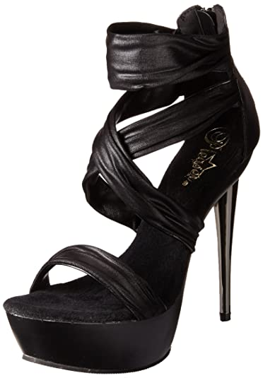 Women's Impulse-558/BF/M Platform Sandal
