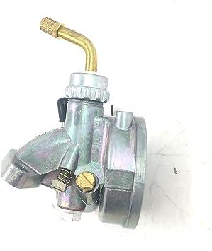 Ciclomotor carburador 12mm para Puch MS 50 DS 50 MV 50 Puch Maxi ol con Bing carburador