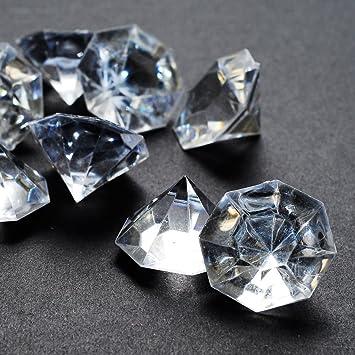 Astounding 2 Pounds Of 25 Carat Clear Acrylic Diamonds Big Diamonds For Table Centerpiece Decorations Wedding Decorations Bridal Shower Decorations Interior Design Ideas Gresisoteloinfo