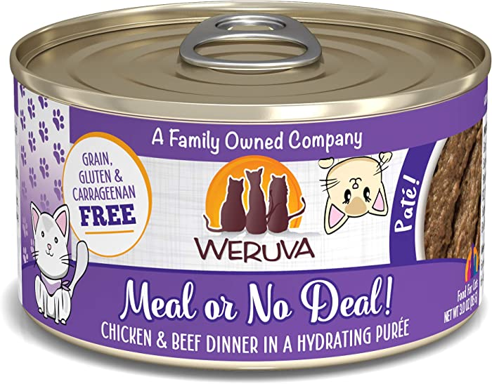 The Best Weruva Beef Cat Food